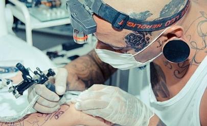 8ª Edição do Tattoo Festival agita Belo Horizonte neste fim de semana