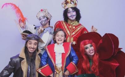 Musical O Pequeno Príncipe entra em cartaz no Teatro Goiânia