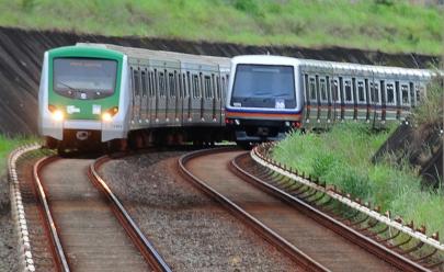 Metrô-DF: aplicativo para smartphones mostra horário dos trens