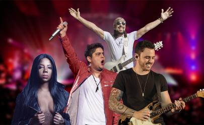 Com entrada gratuita, Goianésia Mix Festival reúne Jorge & Mateus, Bell Marques, Ludmilla e outras grandes atrações