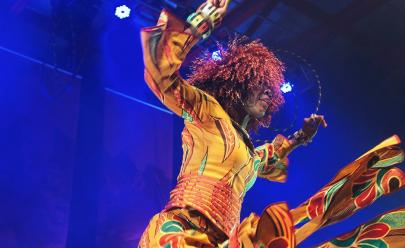 Uberlândia recebe Oficina Internacional de Dança Afro