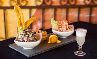 Restaurante latino em Brasília promove festival de ceviches