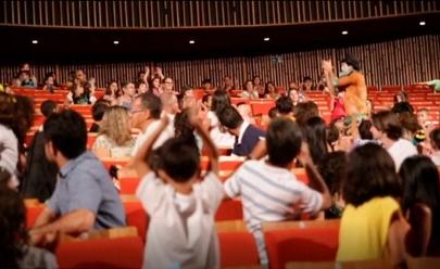 Apresentações gratuitas prometem divertir a criançada em Uberlândia na Viradinha Kids