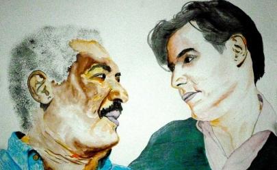 Exposição em Brasília retrata ícones da música