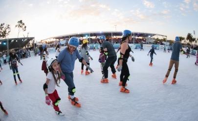 Brasília Ice Park se despede com direito a Bloco Eduardo e Mônica e muita festa!