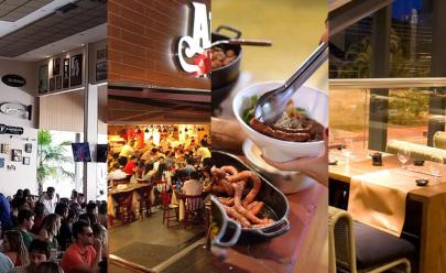 Os bares e restaurantes preferidos pelos famosos em Goiânia