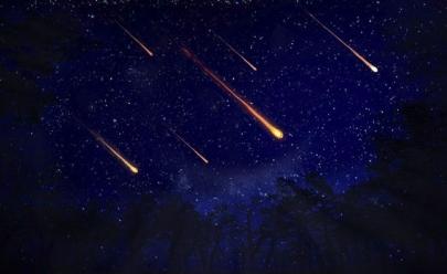 Grupo realiza encontro gratuito para observar chuva de meteoros pertinho de Goiânia