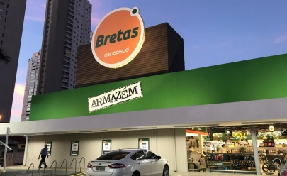 Bretas Armazém é o primeiro supermercado com Wi-Fi grátis de Goiânia