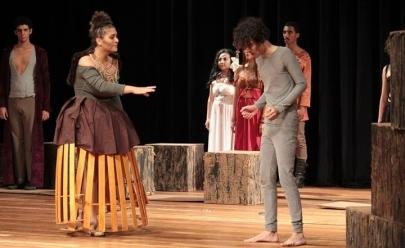 Goiânia recebe espetáculo com história inspirada em Eurípedes
