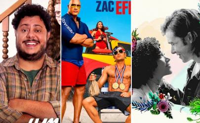 Cinema: estreias da semana têm romance, comédia e muito bronzeado