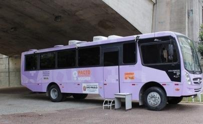 Ônibus lilás em São Paulo vai acolher mulheres vítimas de assédio no carnaval
