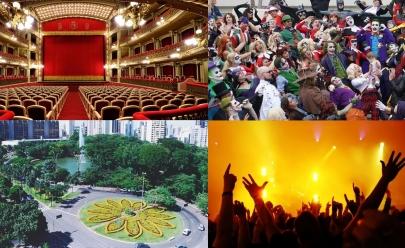 10 programas diferentes pra curtir o final de semana em Goiânia