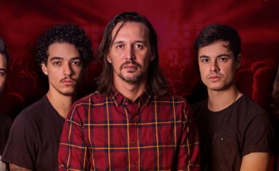 Cover de Pearl Jam traz o melhor da banda grunge de Seattle à Goiânia
