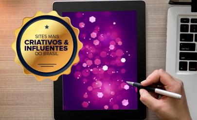 Os 20 sites mais criativos e influentes do Brasil