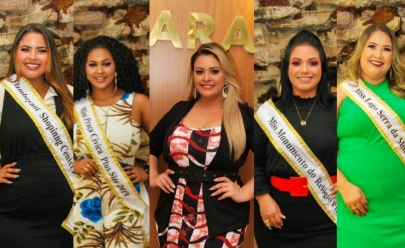 Conheça as candidatas a Miss Plus Eco Goiás 2019