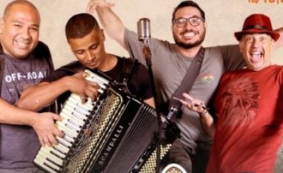 Forró de Domingo acontece em Goiânia com banda Zabumba Beach