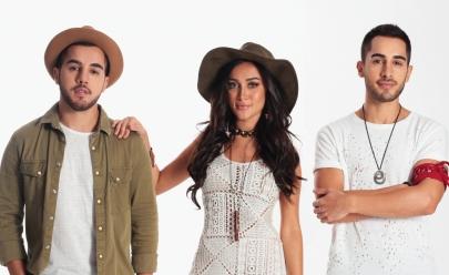 Banda Melim se apresenta pela primeira vez em Goiânia