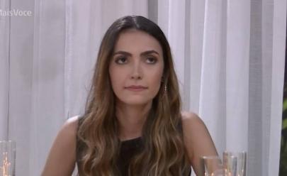 Após jantar constrangedor exibido no 'Mais Você',  Mulher se pronuncia nas redes sociais: 'Ódio gratuito'