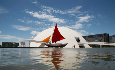 1ª edição do Arraiá das Divas no Museu Nacional em Brasília