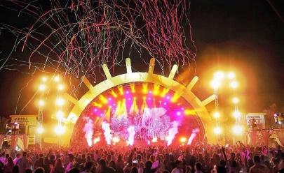 Confira a programação de shows do Deu Praia 2019 em Goiânia