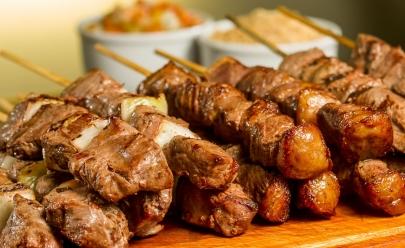 Goiânia ganha nova opção de jantinha, o Anabel Espetinhos no Setor Aeroporto