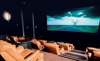 Brasília pode ganhar o primeiro cinema premium com exibição de filmes cult