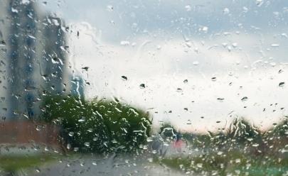 Meteorologia prevê chuva em Goiânia nesta sexta e no fim de semana