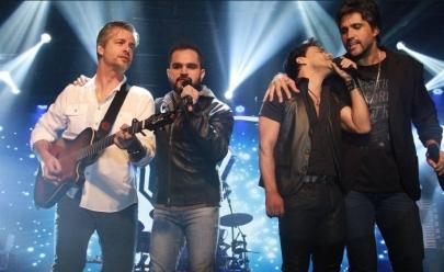 'O Encontro' reúne Victor & Leo, Zezé Di Camargo e Luciano em Goiânia