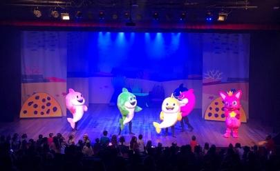 Baby Shark: musical infantil desembarca em Brasília