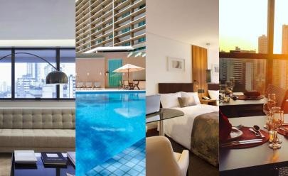 Os 15 melhores hotéis de Goiânia