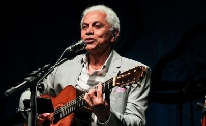 Paulinho da Viola faz show gratuito em Brasília