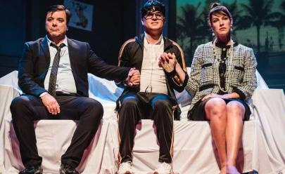 Luana Piovani apresenta espetáculo em Brasília