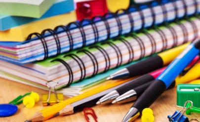 Campanha em Brasília arrecada kit de material escolar