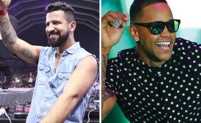 Léo Santana e Dennis DJ comandam o segundo dia da Pecuária de Goiânia 2018