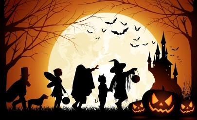 Shopping de Brasília prepara festa de Halloween especial para as crianças