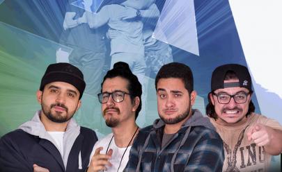 Peça 4 Amigos renova humor de cara limpa no Teatro Madre Esperança Garrido