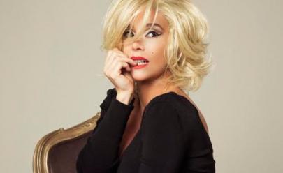 Em Goiânia, Danielle Winits vive Marylin Monroe no espetáculo Depois do Amor