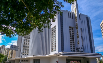 Confira a programação do mês de junho do Teatro Goiânia