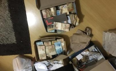 PF cumpre 10 mandados de prisão em investigação de Criptomoedas ilegais