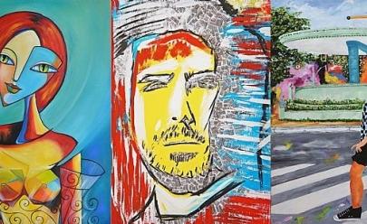 Exposição de arte contemporânea acontece esta semana no HGG