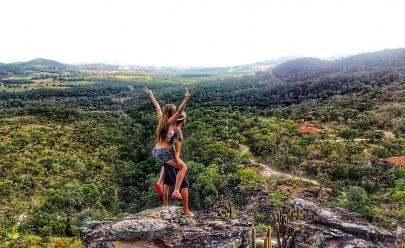 Destinos em Goiás para viajar a dois gastando pouco