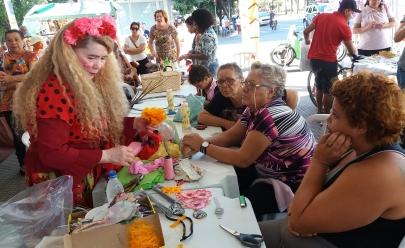 Goiânia recebe mostra de artesanato que reúne 80 expositores de mais de 20 cidades com entrada gratuita