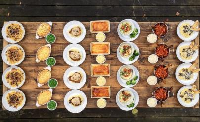 Chef britânico cria refeições que custam menos de cinco reais