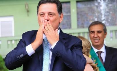 VÍDEOS: Marconi Perillo renuncia ao cargo e José Eliton é o novo governador de Goiás