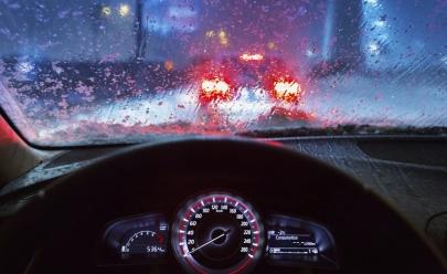 Chuva em Goiânia: 7 dicas para dirigir em segurança