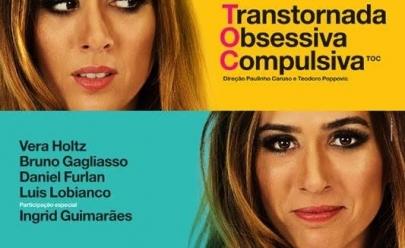 TOC - Transtornada, obsessiva e compulsiva