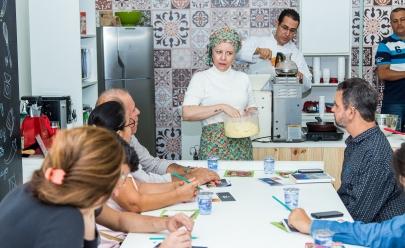 Shopping de Brasília promove aulas de culinária gratuitas durante o mês de outubro