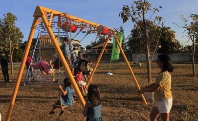 Companhia de Brasília transforma brinquedos infantis em instrumentos musicais