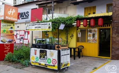 O Taiwan é aqui: conheça o Hetien, simpático, delicioso e autêntico restaurante chinês aqui em Goiânia
