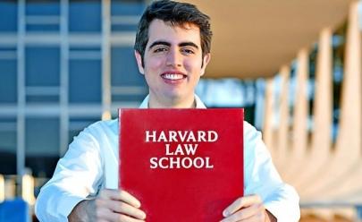 Advogado de Brasília é o mais jovem do mundo a cursar mestrado em direito em Harvard